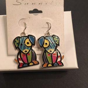 Jewelry - Puppy Earrings